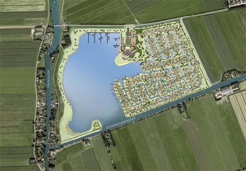 Plankaart: website Klein Giethoorn